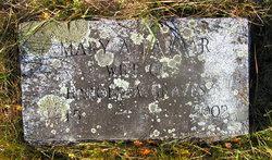 Mary Arlene <i>Farrar</i> Graves