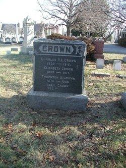 Elizabeth A <i>Robinson</i> Crown