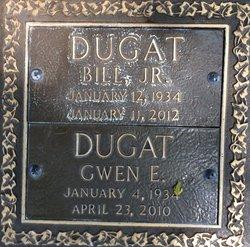 Rev William Dennis Bill Dugat, Jr