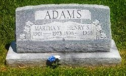 Henry S Adams
