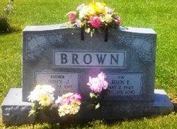 John Edward Bud Brown