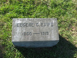 Eugene Gershom Genie Baird