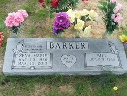 Zena Marie <i>Brinkley</i> Barker