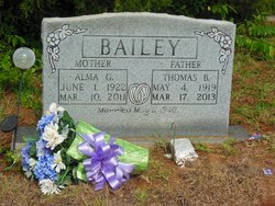 Thomas Bill Bailey