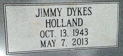 Jimmy Dykes Holland