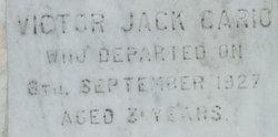 Victor Jack Cario