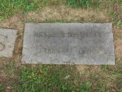 Bessie Scheller <i>Oller</i> Bennett