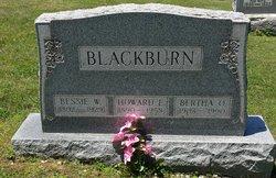 Bertha O. <i>Oliphant</i> Blackburn
