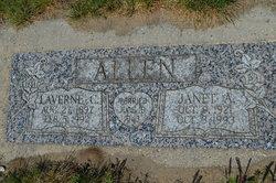 Janet <i>Morlan</i> Allen