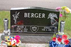 Peter J Pete Berger