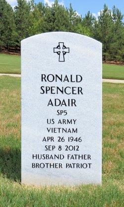 Ronald Spencer Adair