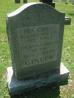 Bea <i>Carlin</i> Ginley
