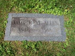 Jamie Kaye Allen