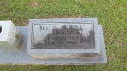 Rev F W Bill Tracy