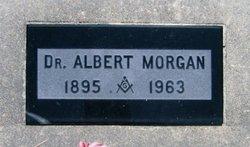 Dr Albert Morgan