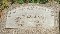 Joe V. Navratil