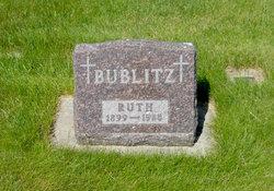 Ruth <i>Duncan</i> Bublitz