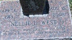 Nellie Louise <i>Beckmeyer</i> West