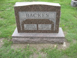 Angela <i>Hanley</i> Backes
