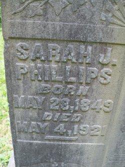 Sarah Jane Phillips