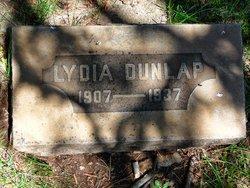 Lydia Dunlap