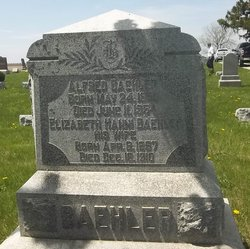 Elizabeth <i>Hanni</i> Baehler