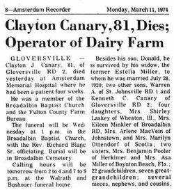 Clayton J. Canary