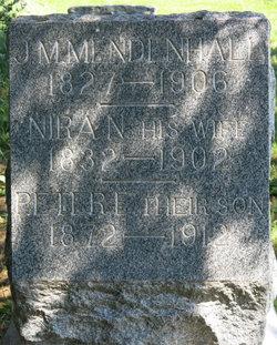 John Milton Mendenhall