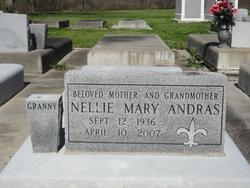 Nellie Mary <i>Guidry</i> Andras