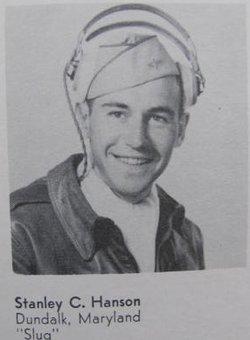 2Lt Stanley C Hanson