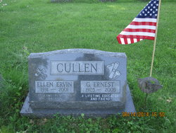Ellen Ervin <i>Fulton</i> Cullen