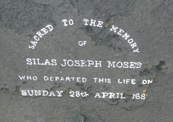 Silas Joseph Moses
