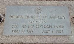 Bobby Burdette Ashley