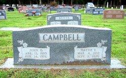 Hattie E. Campbell