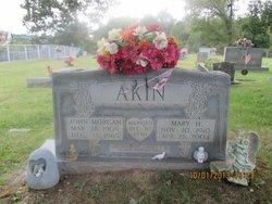 Mary Elizabeth <i>Hayes</i> Akin