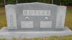 Luther D Butler