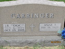 James Benton Doc Garringer