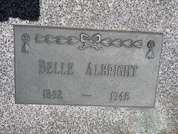 Belle Margaret <i>Peters</i> Albright