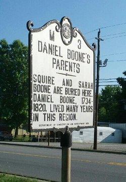 Squire Boone, Sr