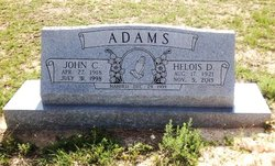 John Clements J.C. Adams, Jr
