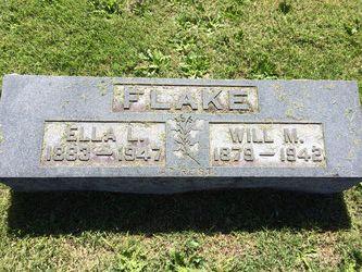 Luella Jane <i>Mainord</i> Flake
