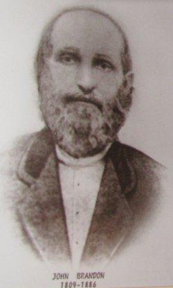 John William Brandon