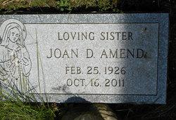 Joan D. Amend