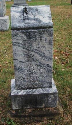 Benjamine E. Blaine
