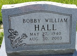 Bobby William Hall