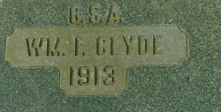William Frank Clyde