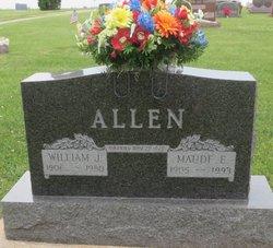 Maude Edith <i>Latham</i> Allen