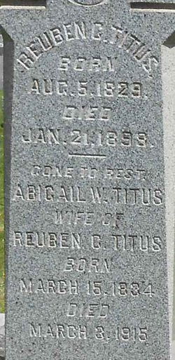 Reuben C Titus