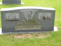Willie Dewey Bodine