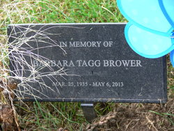 Barbara Faye <i>Tagg</i> Brower